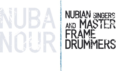 Nuba Nour | Nubian singers and master frame drummers